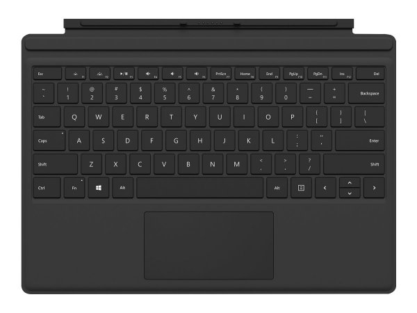 Microsoft Surface Pro Type Cover Tastatur