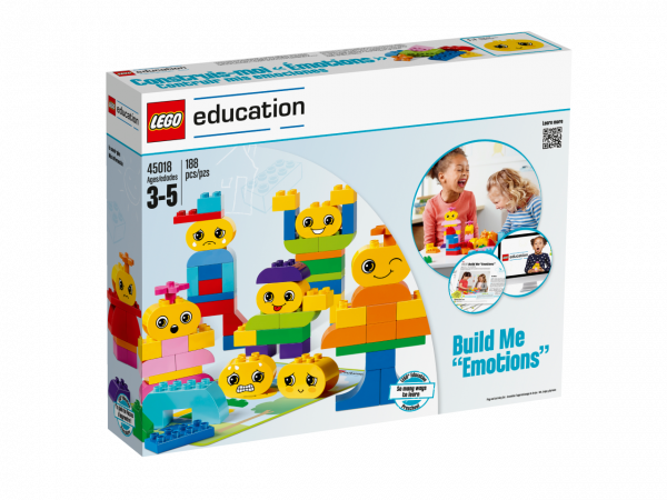 "LEGO® Education DUPLO® Build Me ""Emotions"""