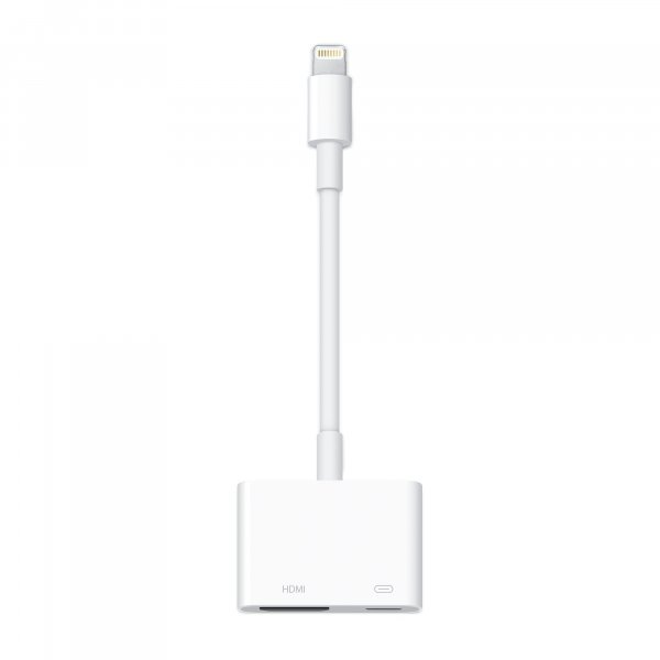Apple Lightning auf Digital AV Adapter