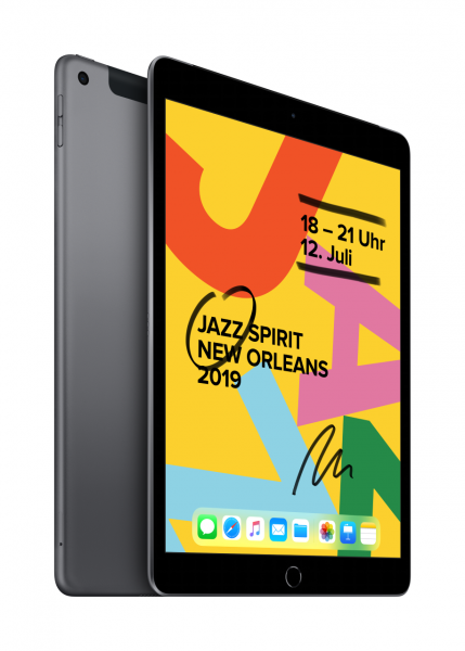 "Apple iPad 10.2"" (2019)"