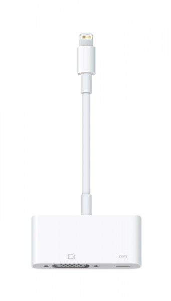 Apple Lightning auf VGA Adapter