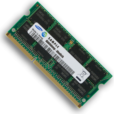 Samsung DDR4 SO-DIMM, 8 - 32 GB, 260-PIN, 2666 MHz / PC4-21300, für Apple Mac mini Late 2018