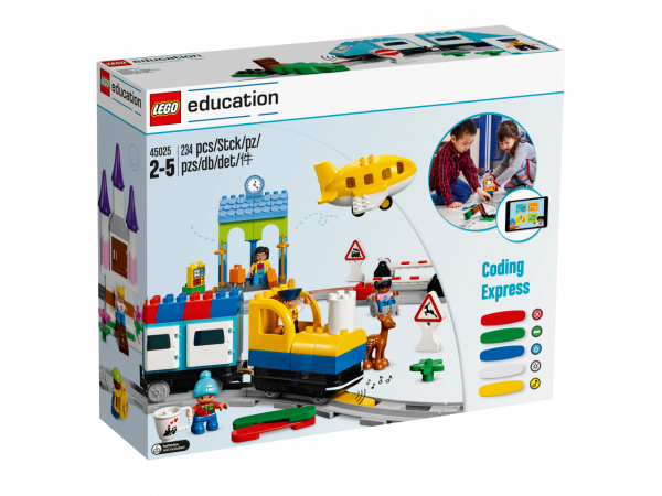 LEGO® Education Digi-Zug