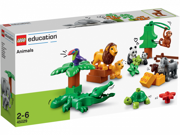 LEGO® Education Tiere-Set