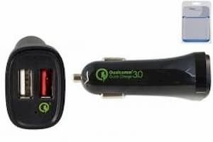 DINIC USB KFZ Quick Charger 3.0